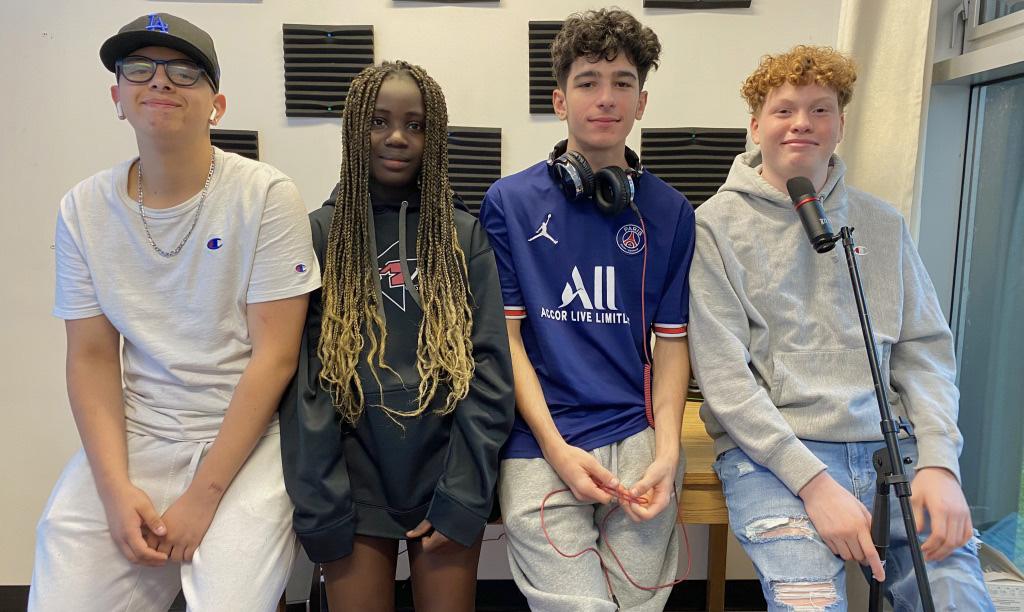 Des balados par les jeunes de l'Évasion St-Pie-X | 6 octobre 2021 | Article par Julie Rheaume