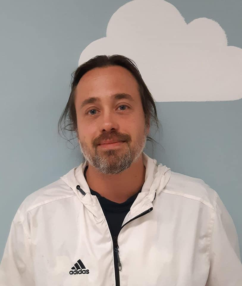 Jean-Philippe Gagné, travailleur de milieu à l'Évasion St-Pie-X