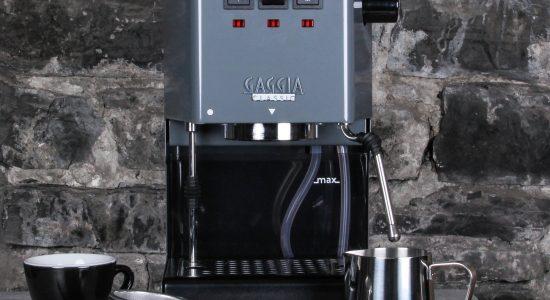 Machine espresso Gaggia Classic Pro | Société des Cafés (La)