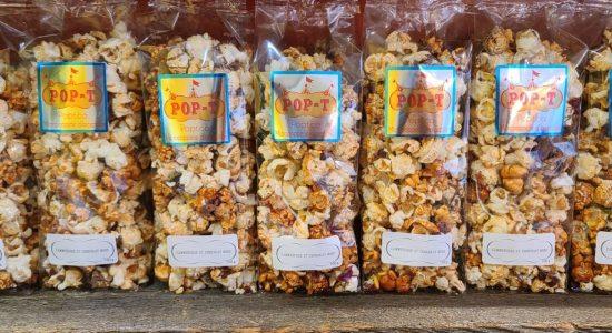 Maïs soufflé: Pop-T revit sur la 1re Avenue - Julie Rheaume
