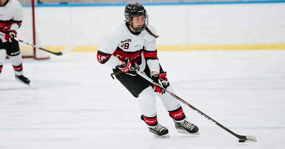 Hockey collégial féminin D1 : les Titans renouent avec la victoire | SPORT | 4 octobre 2021 | Article par Christian Lemelin