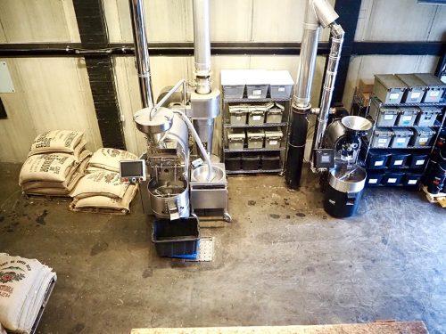 Nouveau torréfacteur Loring de la Maison Smith de Limoilou