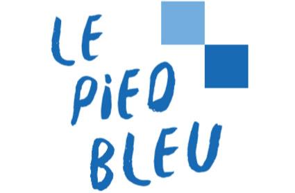 Pied bleu (Le)