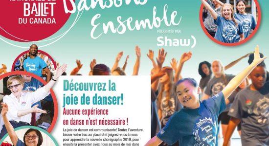 Dansons Ensemble – Québec