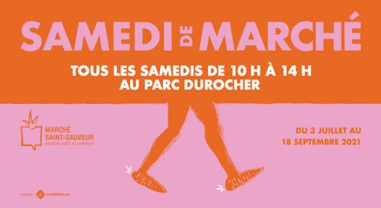 Marché Saint-Sauveur