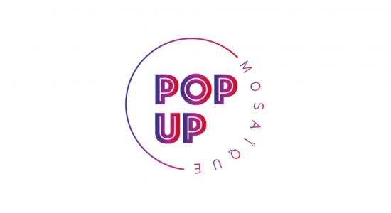 Pop Up Mosaïque