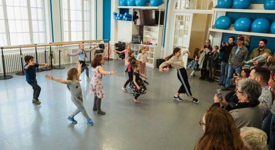 Fête d'enfants | École de danse de Québec (L')