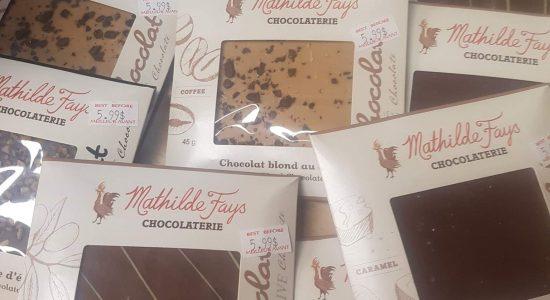Chocolat du Québec | Marjane | Boucherie – Épicerie – Traiteur