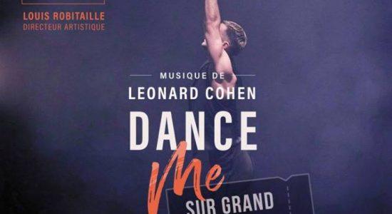 Projection de Dance Me des BJM – Les Ballets Jazz de Montréal