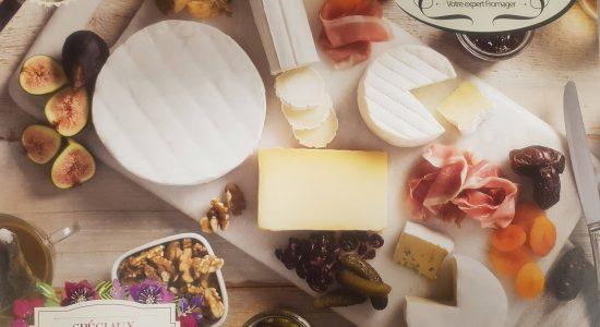 Les fromages du printemps | Marjane | Boucherie – Épicerie – Traiteur