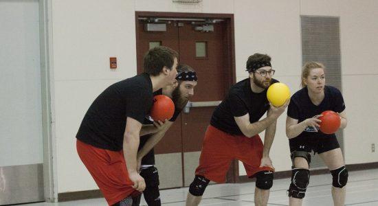 Inscriptions Ligue de dodgeball de Québec