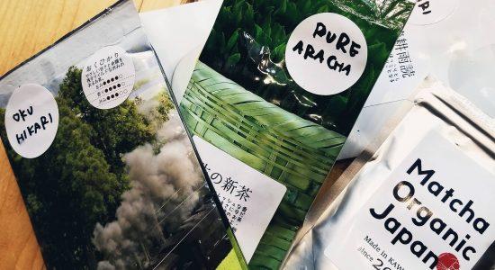 Le Cha No Yu et les thés du japon