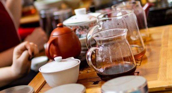 Atelier de dégustation: Le thé noir