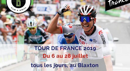 Tour de France 2019 sur nos écrans