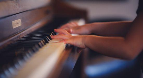 Un piano pour l'été