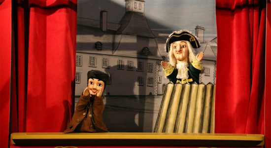 Théâtre de Guignol, entre poux et artéfact, l'hygiène en Nouvelle-France