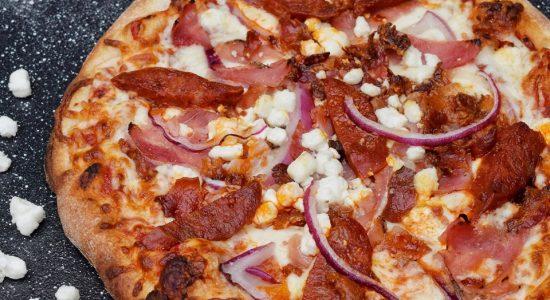 La Charcutière | Pizza du mois de septembre | Milano Pizzeria