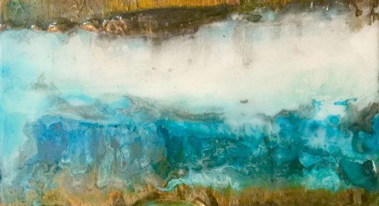 Exposition «Amarrer les mots» | Artiste invitée: Isabel Picard
