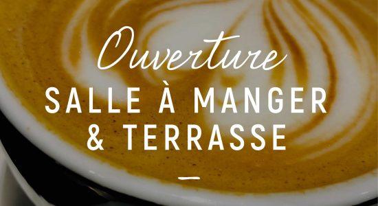 Ouverture | Café Les Cousins