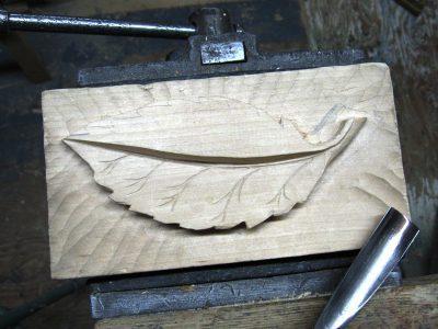 Initiation à la sculpture sur bois