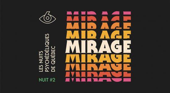 Mirage   Nuit #2