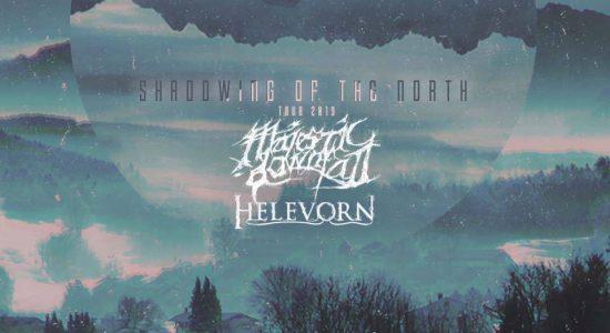 Majestic Downfall et Helevorn