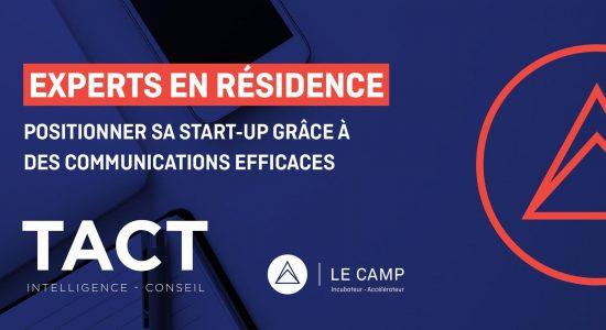 Positionner sa start-up grâce à des communications efficaces avec TACT