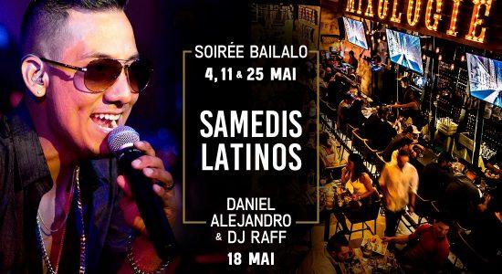 Samedis Latinos