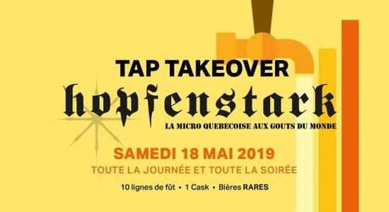 Tap Takeover Hopfenstark