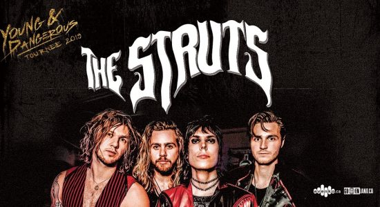 The Struts // Québec