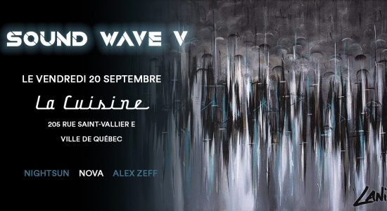 Sound Wave V