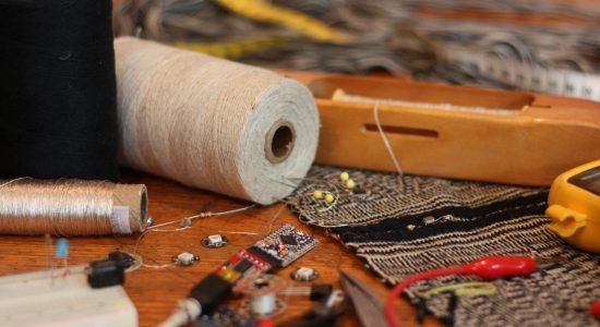 Inscription : classe de maître E-textiles avec RythKesselring