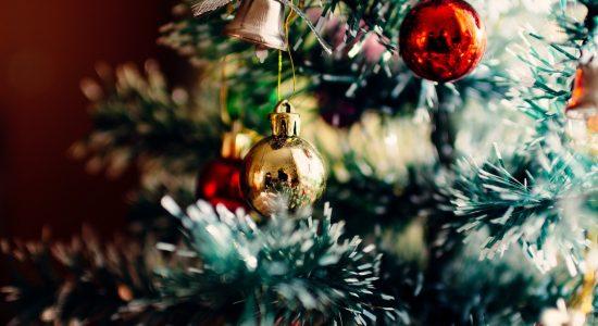 Vente de sapins et contes des fêtes