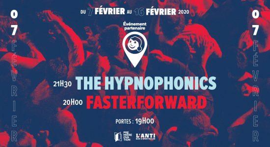 The Hypnophonics et FasterForward