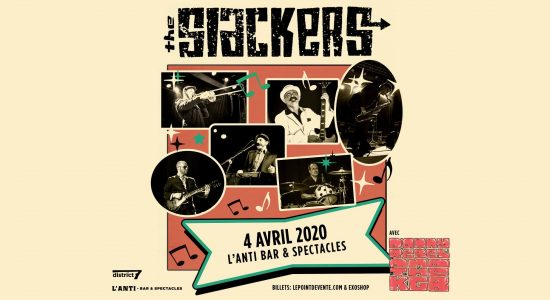 The Slackers avec Danny Rebel & The KGB
