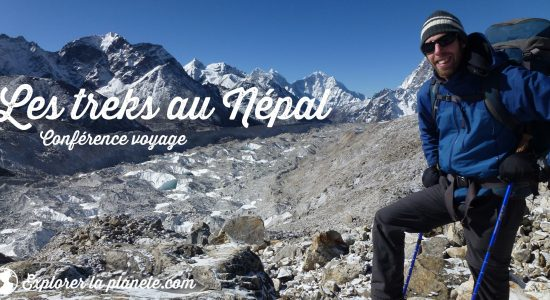 Conférence-voyage sur les treks au Népal
