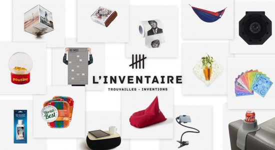 Promotion livraison gratuite | L'Inventaire
