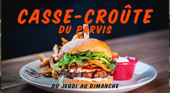 Casse-croute du Parvis | Pub du Parvis