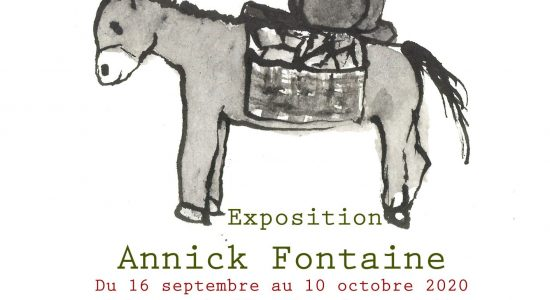 Exposition Fidèle au poste présentée par Annick Fontaine