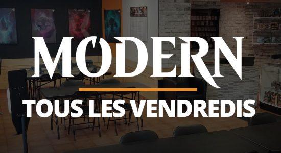 Magic the Gathering | Modern | Tous les Vendredis!